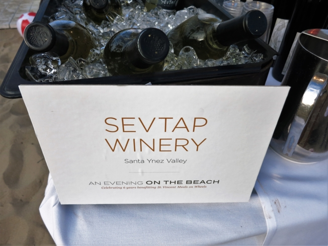 Wine from Sevtap Winery