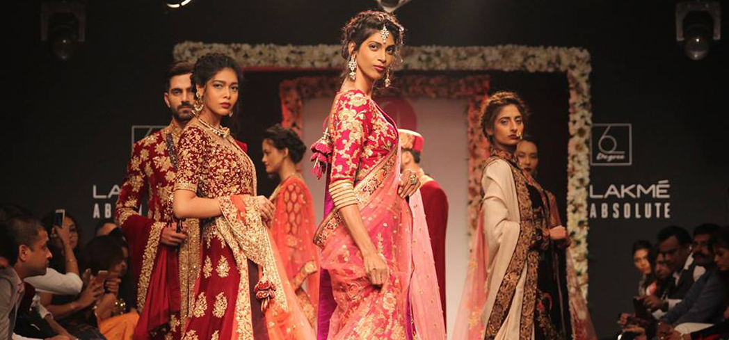Lakmé Fashion Week highlights the best of India's fashion