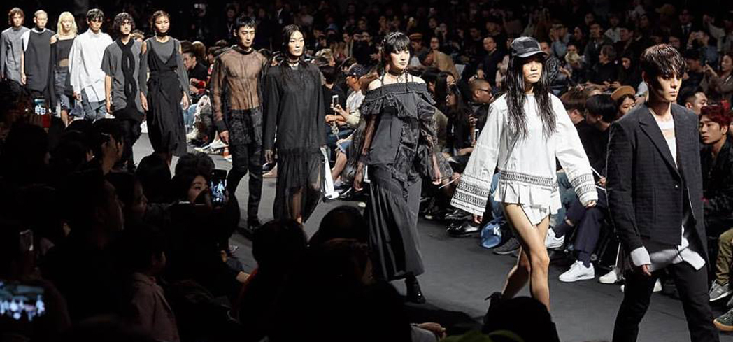 South Korean designs take over the runways in Seoul