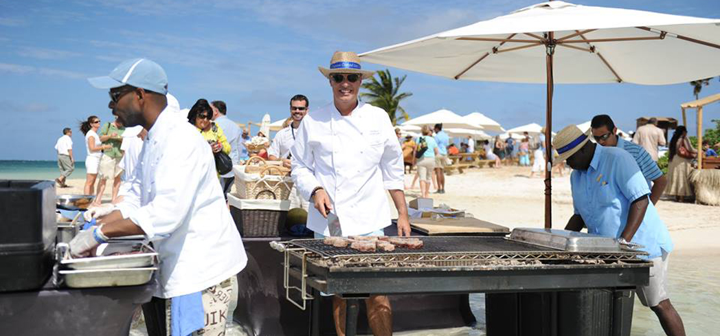 Take part in the culinary adventures of this year's Cayman Cookout