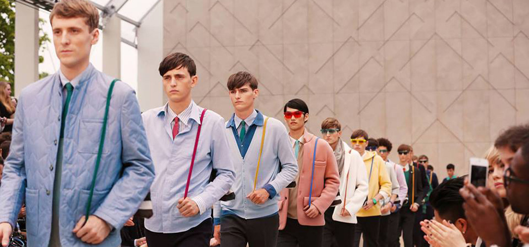 Expect some bold-faced names to show up at Paris Fashion Week Men's Fashion Spring/Summer