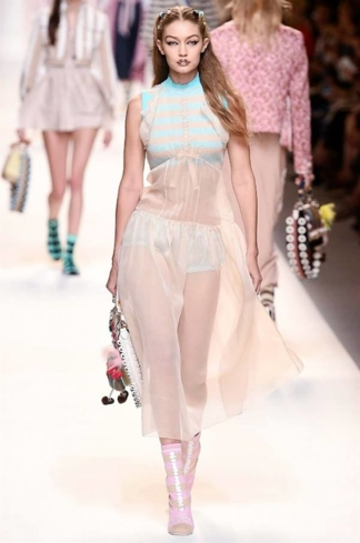 Get ideas for your spring and summer wardrobe during Milan Fashion Week