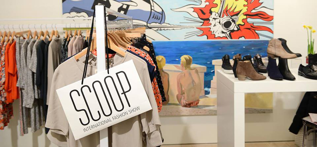 The Scoop International Fashion Show is a three-day event