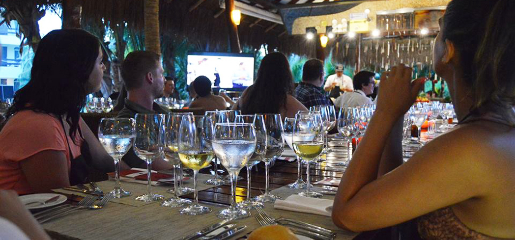 Guests of the hotel can enjoy a variety of epicurean events at the Jackson Family Wines Culinary Series