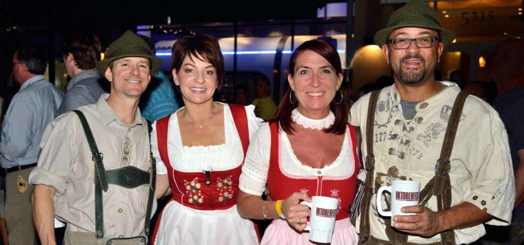 The Pint for Parkinson's Oktoberfest in Phoenix
