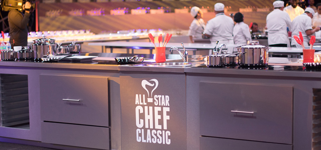 "The All-Star Chef Classic returns to the ""Restaurant Stadium"" at L.A. LIVE this March"