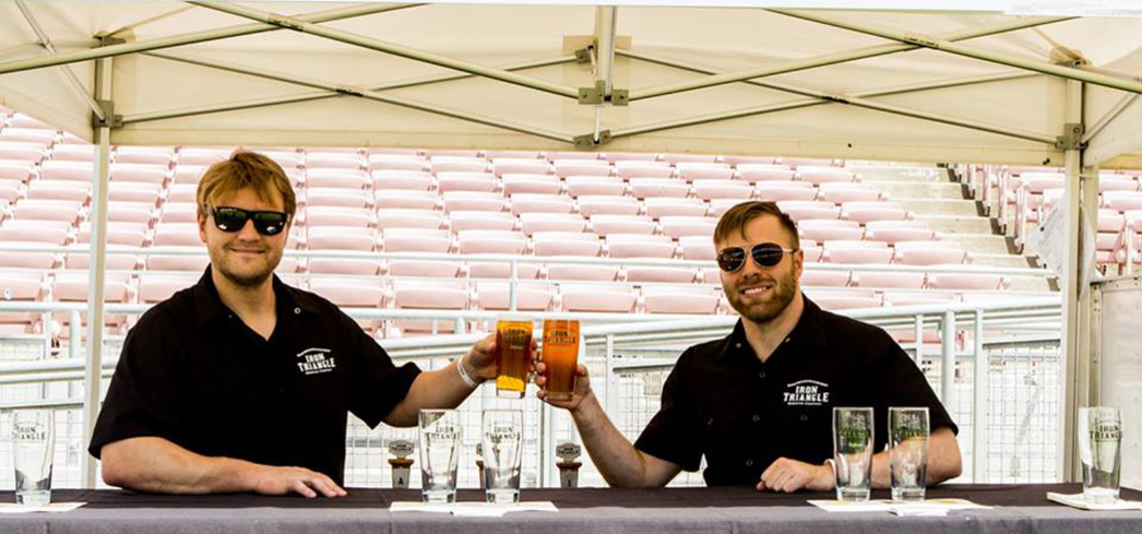 Iron Triangle Brewing DTLA returns to Masters of Taste