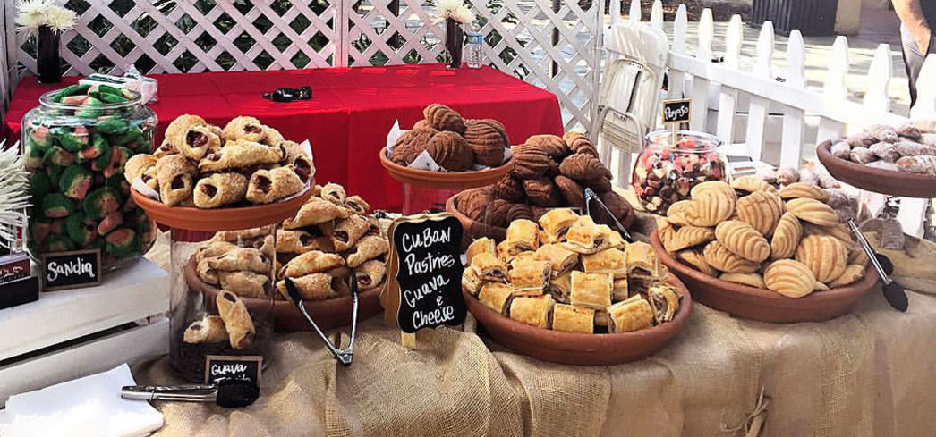 Sweets from Gigi's Bakery at the 2016 Taste of the Eastside