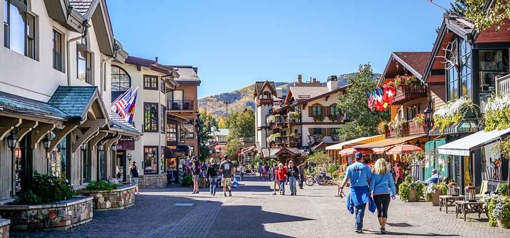 Search events in Vail, Colorado