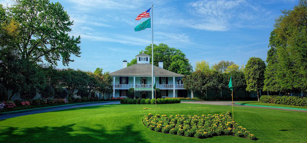 Masters Tournament in Augusta, Georgia