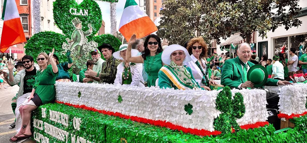 Celebrate St. Patrick's Day at one of the country's oldest and largest parades.