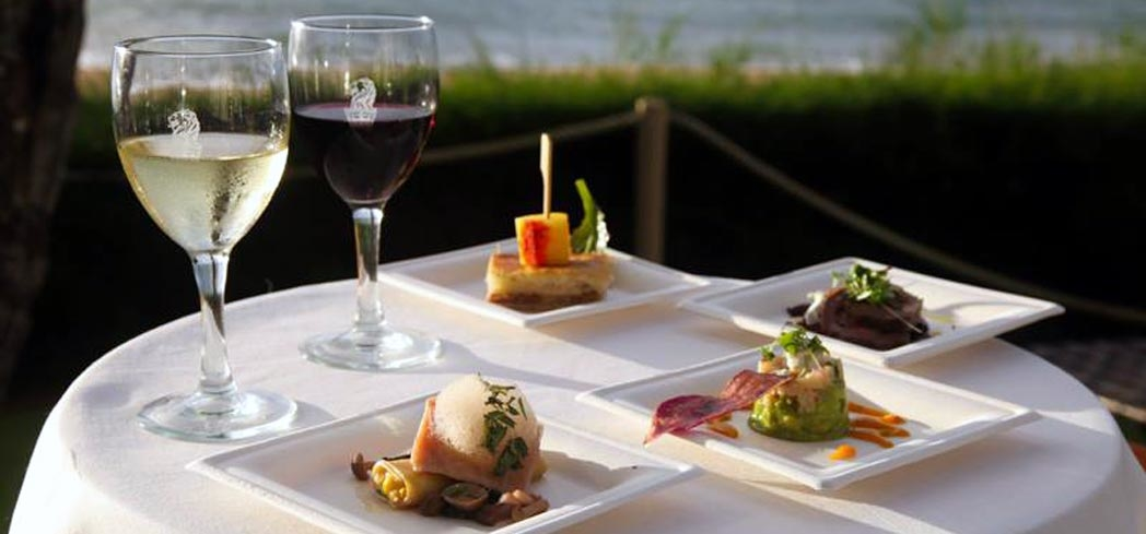 Gourmet eats from the Kapalua Festival