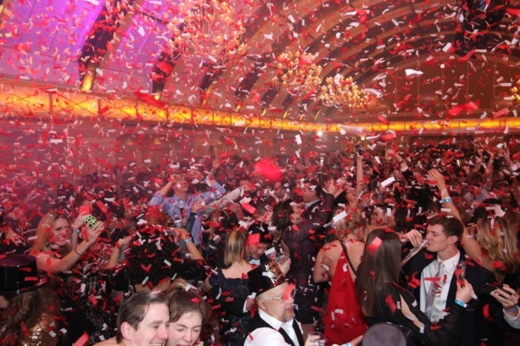 The New Year's Eve Soiree at JW Marriott Chicago