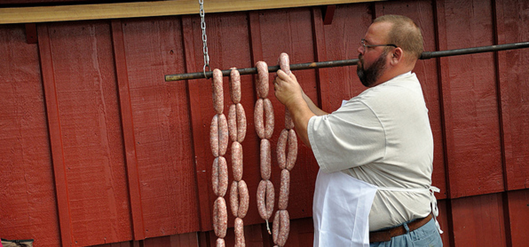 Wurstfest is an enjoyable event for Hermann locals and visitors alike