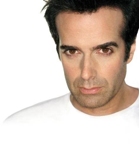 David Copperfield is considered a master of illusion