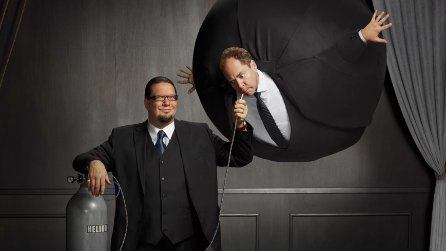 Penn & Teller have been creating magic together since 1975