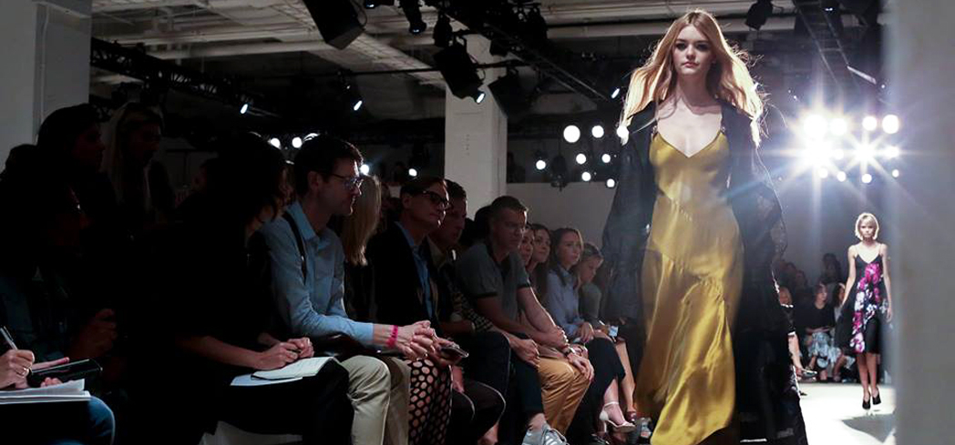 America's fashion capital will host nearly 100 designers