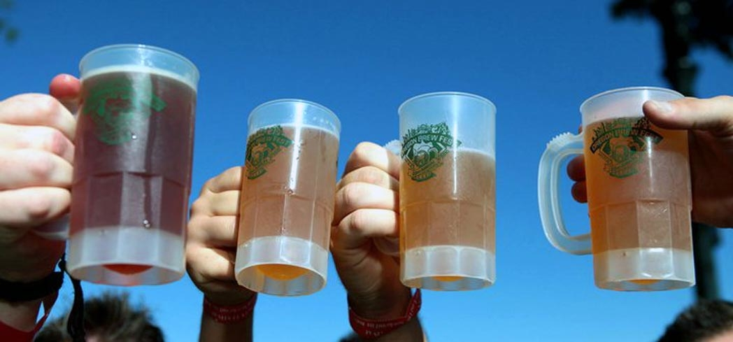 Cheers to craft beers at the Oregon Brewers Festival