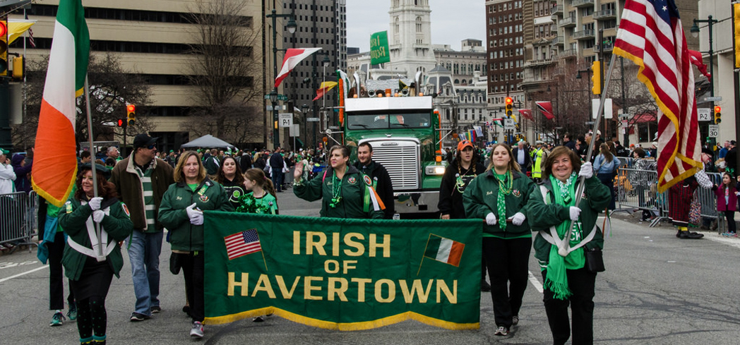The Philadelphia St. Patrick's Day Parade has existed for centuries