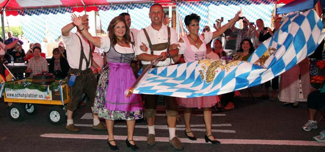 Celebrating Frederickburg's German roots at Oktoberfest