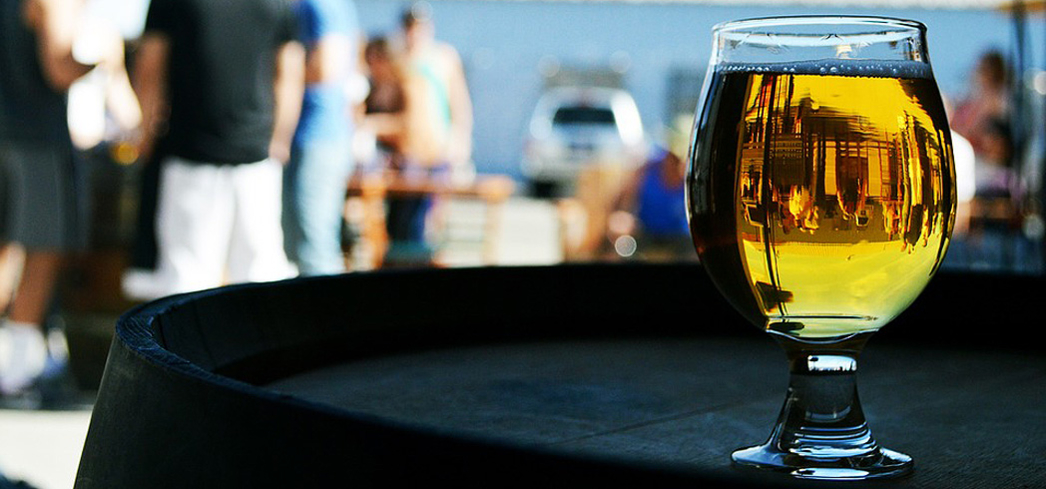 Craft beer delights at the LA Beer and Food Fest