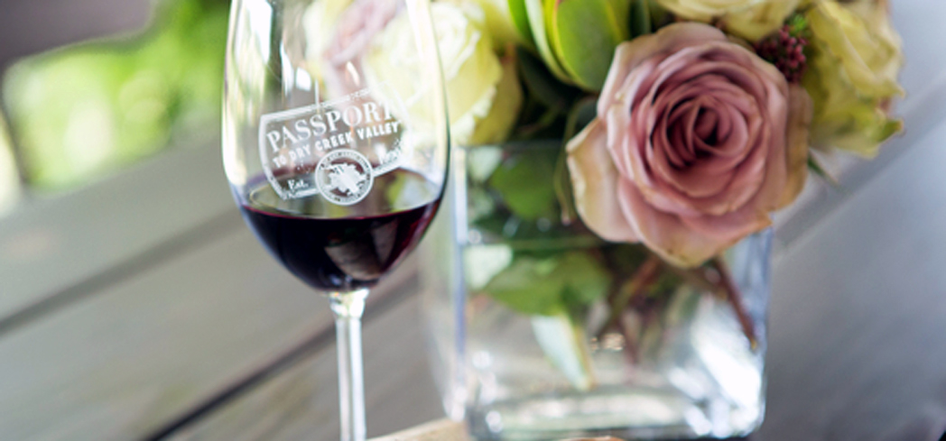 Enjoy wines from more than 45 wineries at Passport to Dry Creek Valley