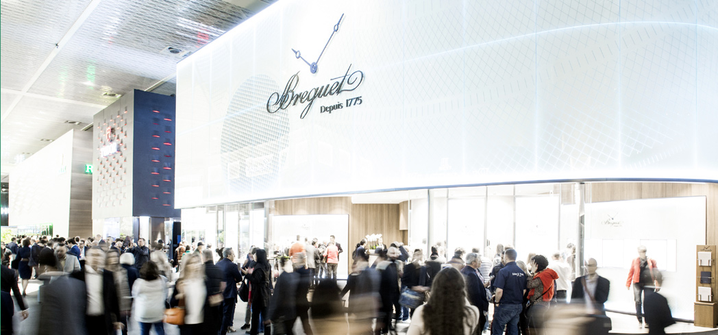 Baselworld Marketplace in Switzerland