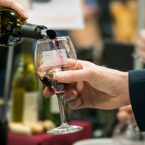 The Boston Wine Expo offers more than 1,800 wines that span the globe