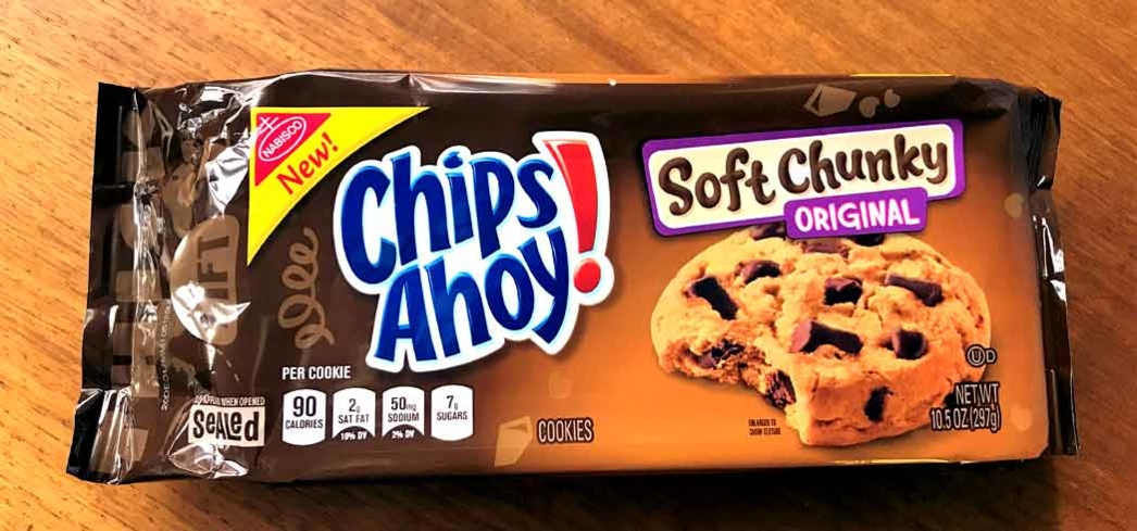 Chips Ahoy! is one of GAYOT's taste tested brands