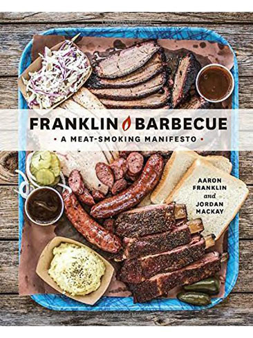 Aaron Franklin shares his approach to barbecuing that led to his success.