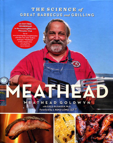 Meathead Goldwyn of AmazingRibs.com shares the science behind grilling
