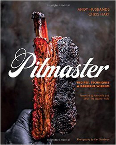 Grill masters Andy Husbands and Chris Hart  offer lessons in the ways of the pitmaster.