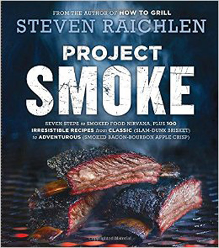 The book version of the popular PBS show is one of GAYOT's Best BBQ Cookbooks.