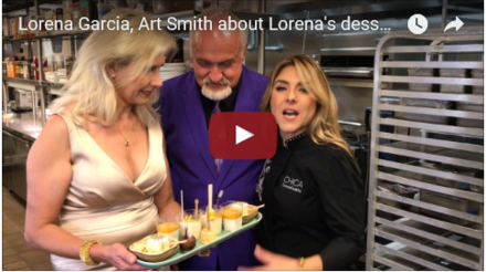 Lorena Garcia Art Smith Chica Desserts