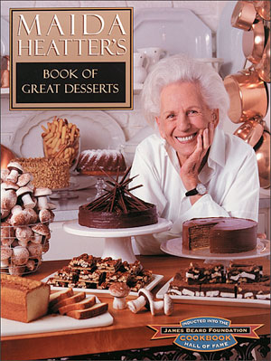 Maida Heatter's Book of Great Desserts covers every category of dessert popular in America