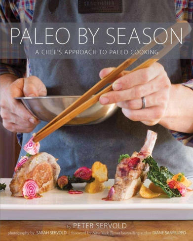 """Paleo by Season"" by Peter Servold emphasizes fresh, local ingredients"