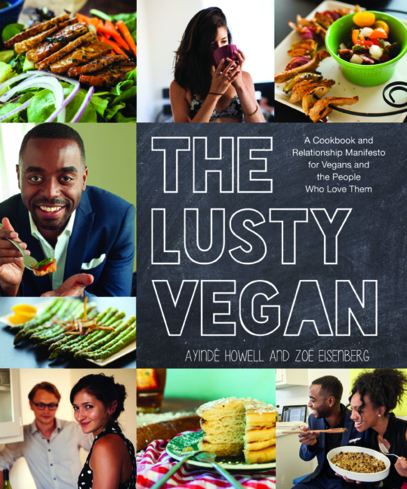 The Lusty Vegan has 80 delicious recipes