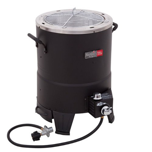 The Char-Broil Big Easy Oil-Less Turkey Fryer is a clean alternative to the traditional oil deep-fryer