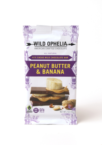 Wild Ophelia sources its all-natural ingredients from small farms across the U.S.