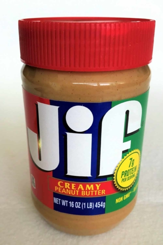 Jif is one of GAYOT's Taste Tested Peanut Butters