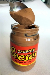 Reese's Peanut Butter texture