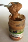Whole Foods 365 Organic Peanut Butter texture