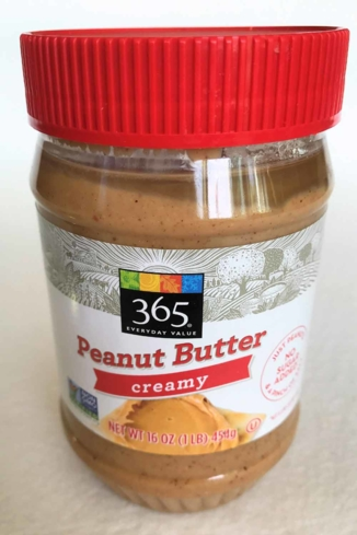 Whole Foods 365 is one of GAYOT's Taste Tested Peanut Butters