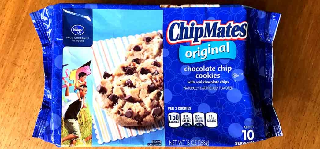 Kroger's Chip Mates is one of GAYOT's taste tested brands