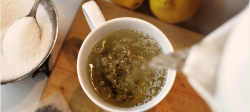Green tea has antioxidants that can fight cancer and heart disease
