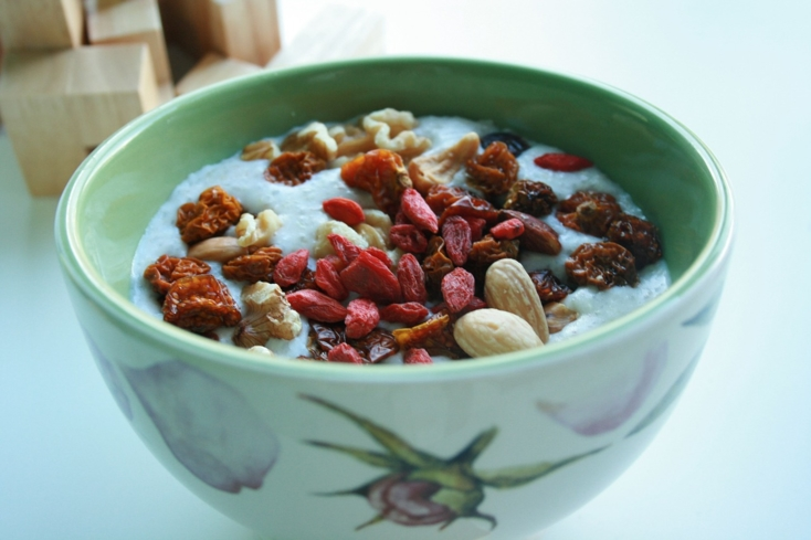 There's a reason goji berries are called 'happy berries' in China