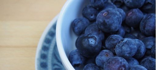 Rich in antioxidants, bluberries are among GAYOT's Top 10 Superfoods