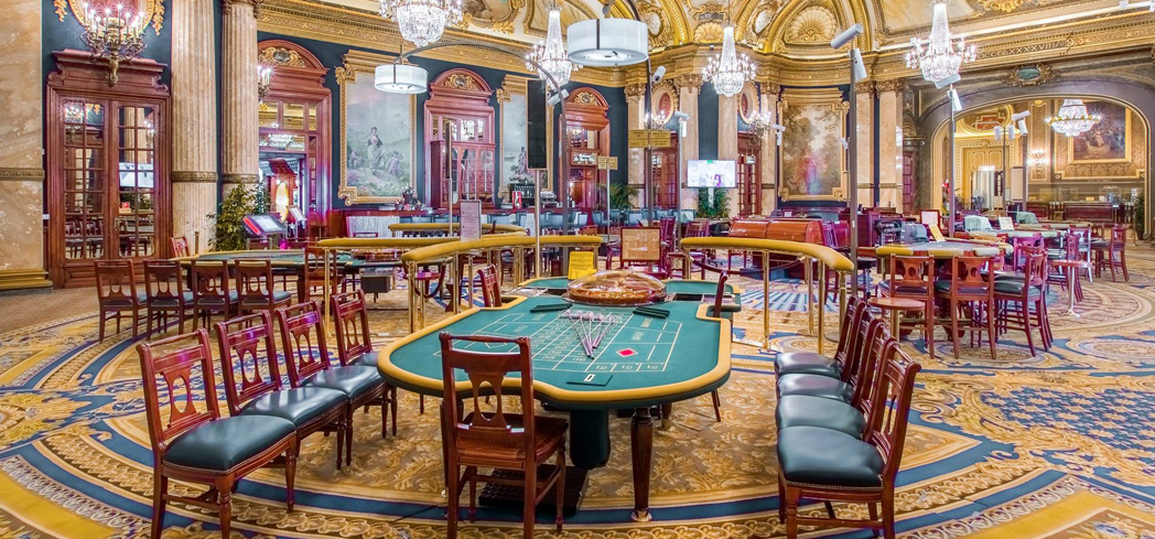 Live and play like an aristocrat Hôtel de Paris Monte-Carlo, one of GAYOT's Top 10 Casino Hotels