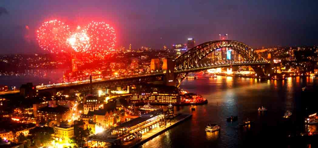 Find the world's best hotels to celebrate New Year's Eve