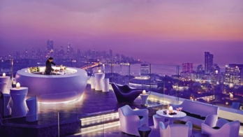 AER lounge at The Four Seasons, Mumbai